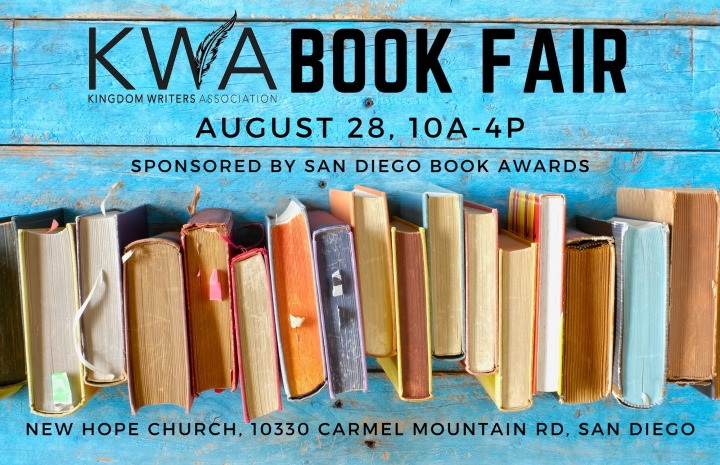 UPCOMING EVENT – San Diego BookFair