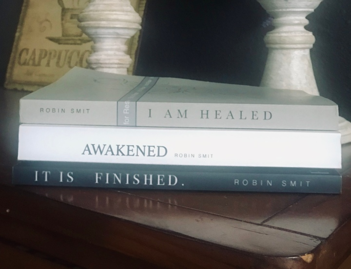 New book I AM HEALED now available…